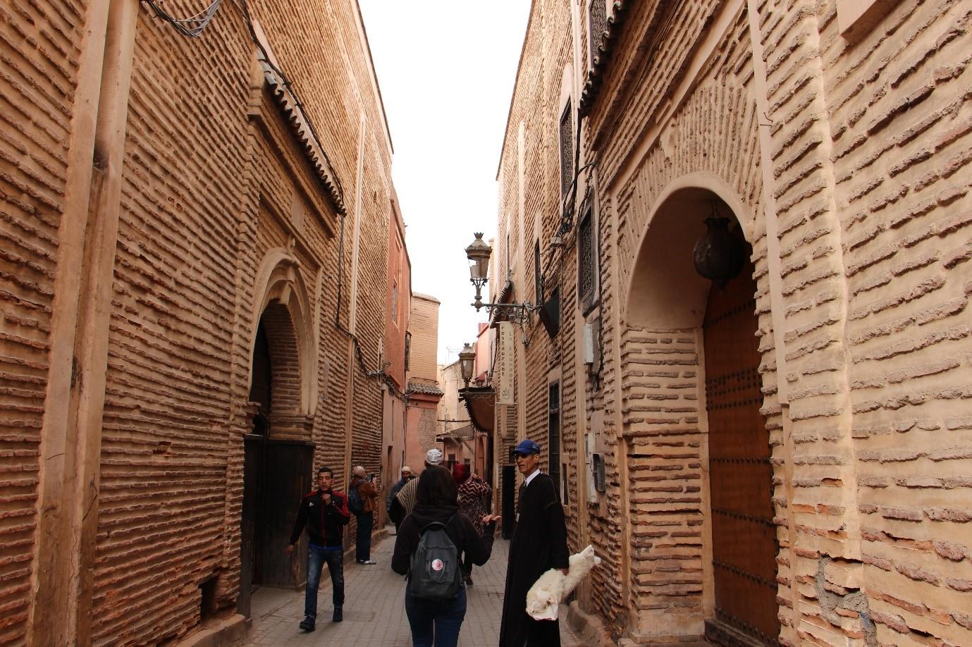 Ben Youssef street