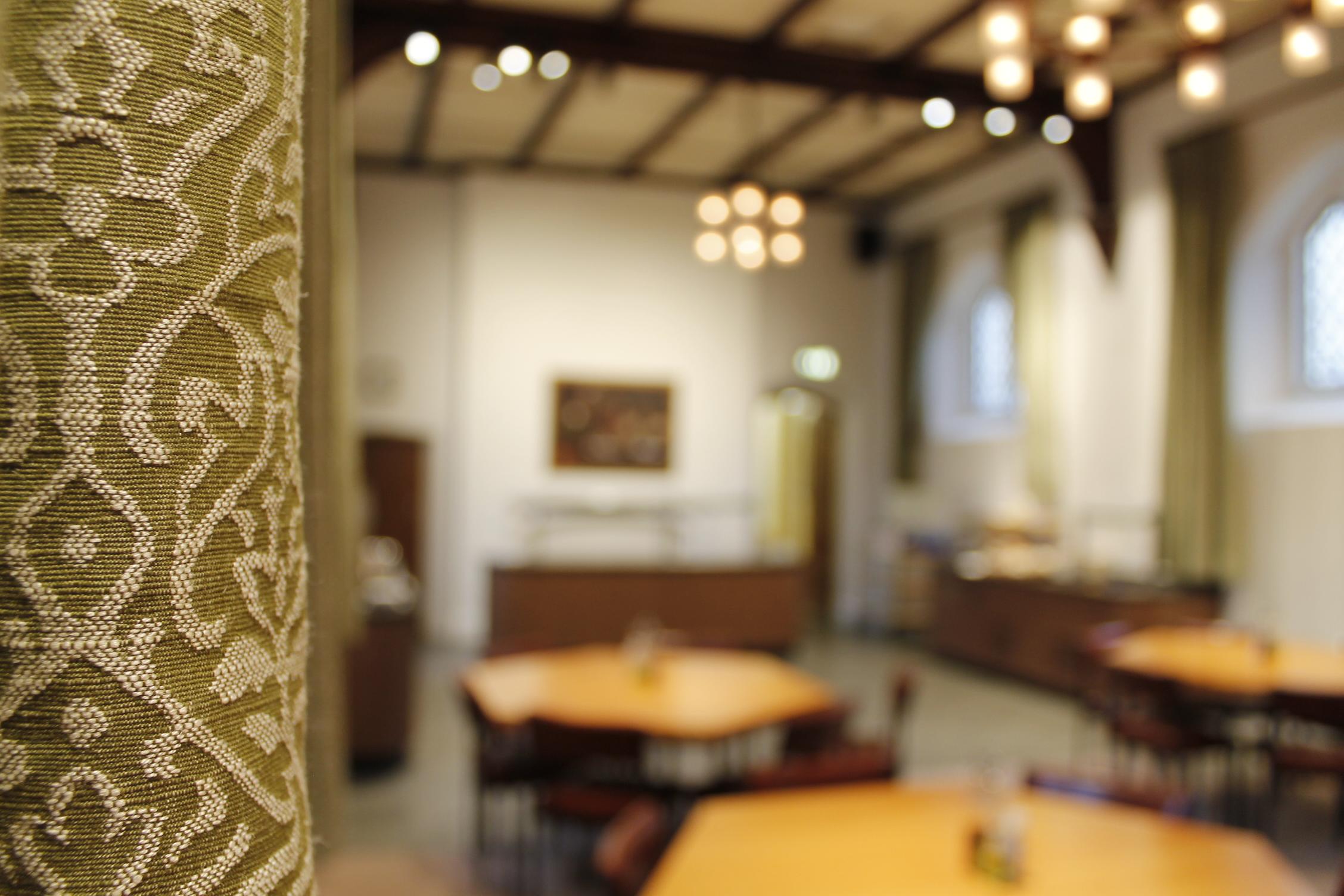 historic dining hall interior design