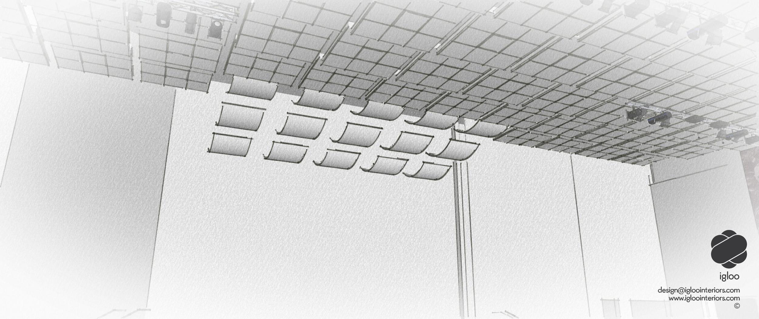 Acoustic sketch proposal - Auditorium