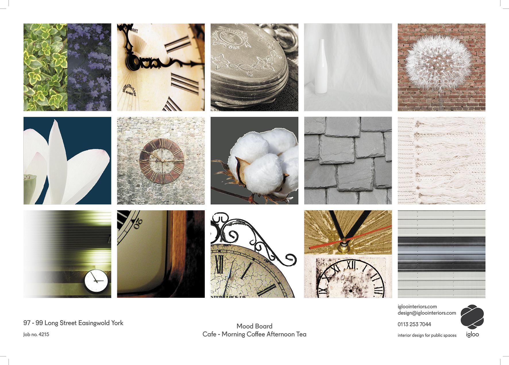 Visual Concept / Mood Board