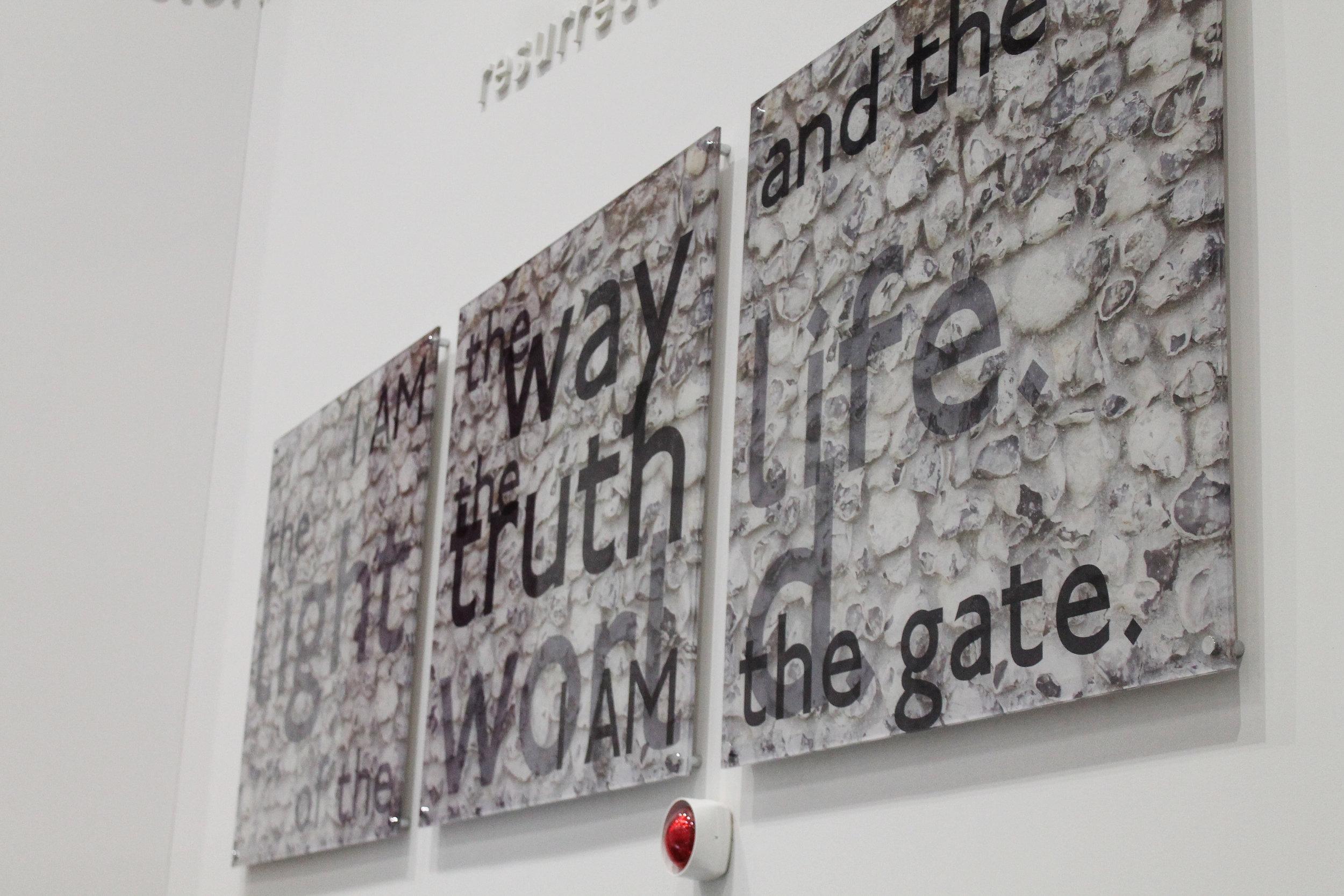 Bespoke art design and installation