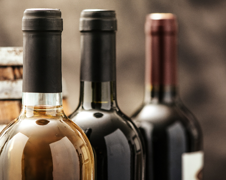 Wines at The Three Tuns in Reading