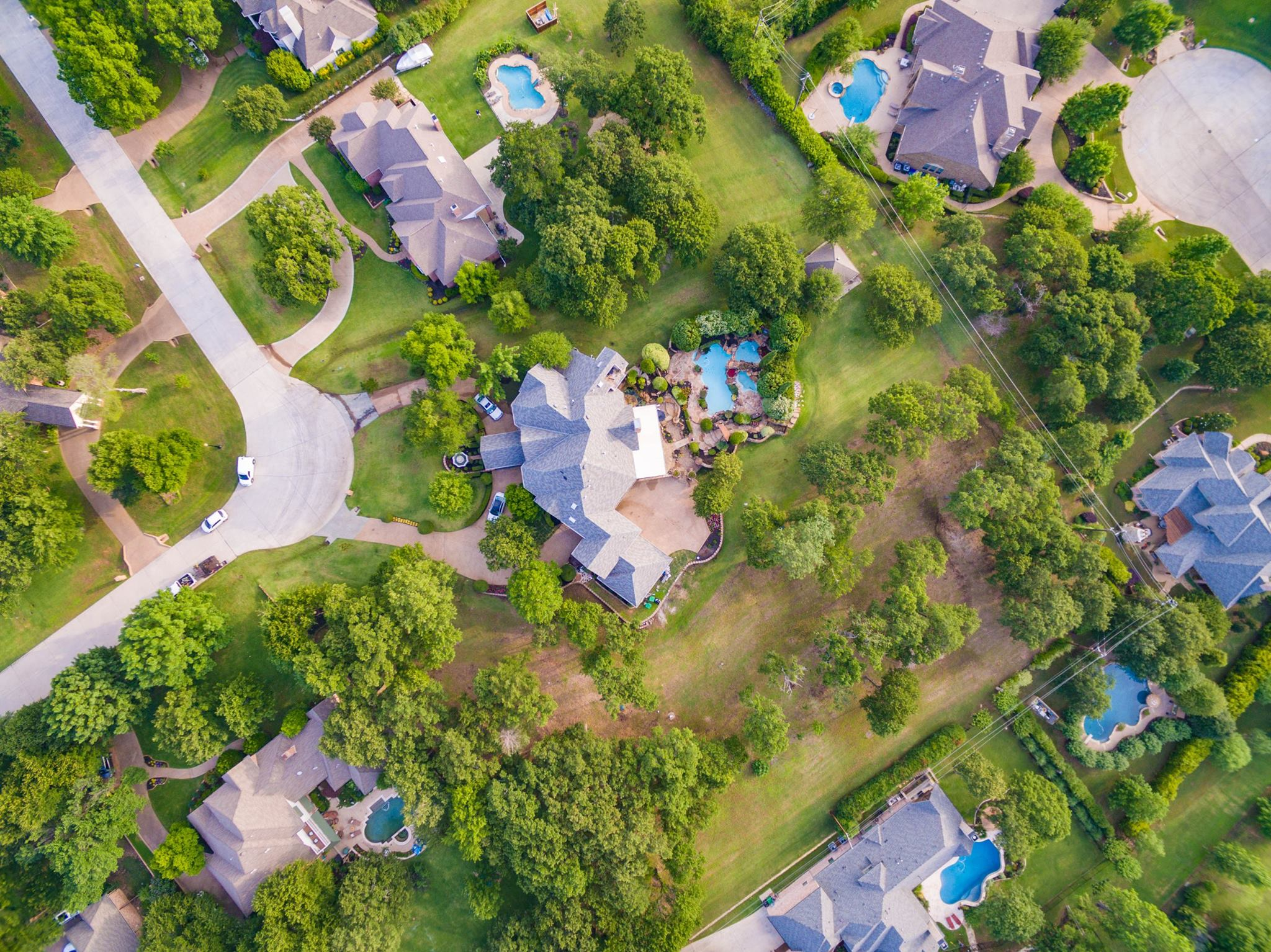 Drone Real Estate Photography from FlashFilm Media in Dallas/Fort Worth