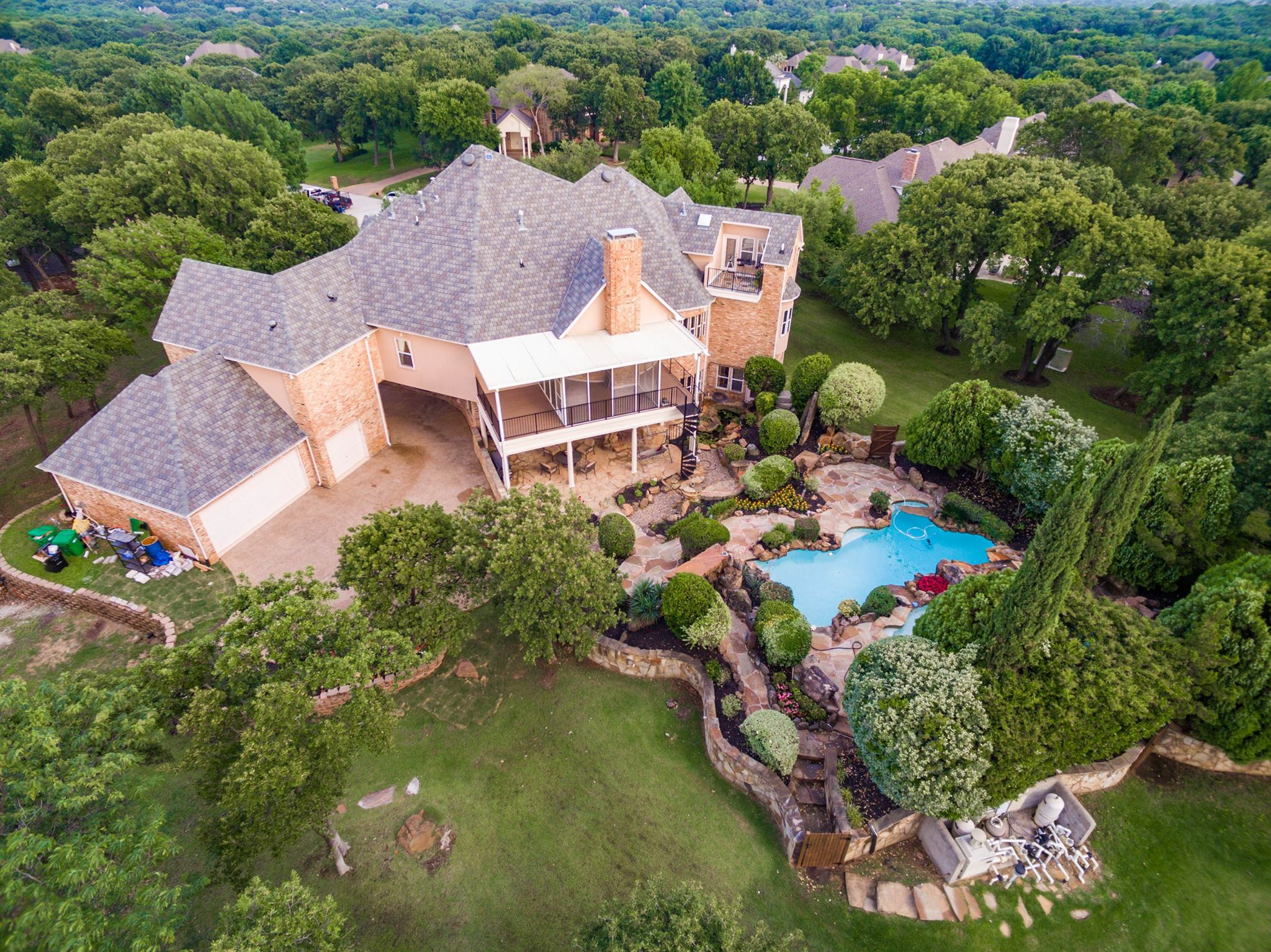 Real Estate Aerial Photography from FlashFilm Media in Dallas/Fort Worth