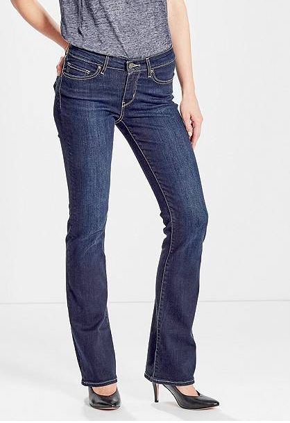 Hipster flair jeans