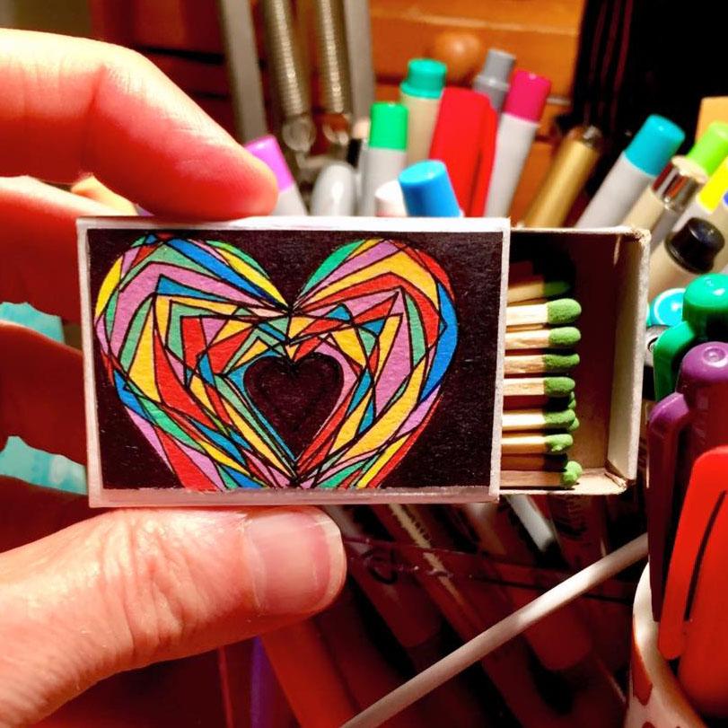 #36. Kaleido-Heart