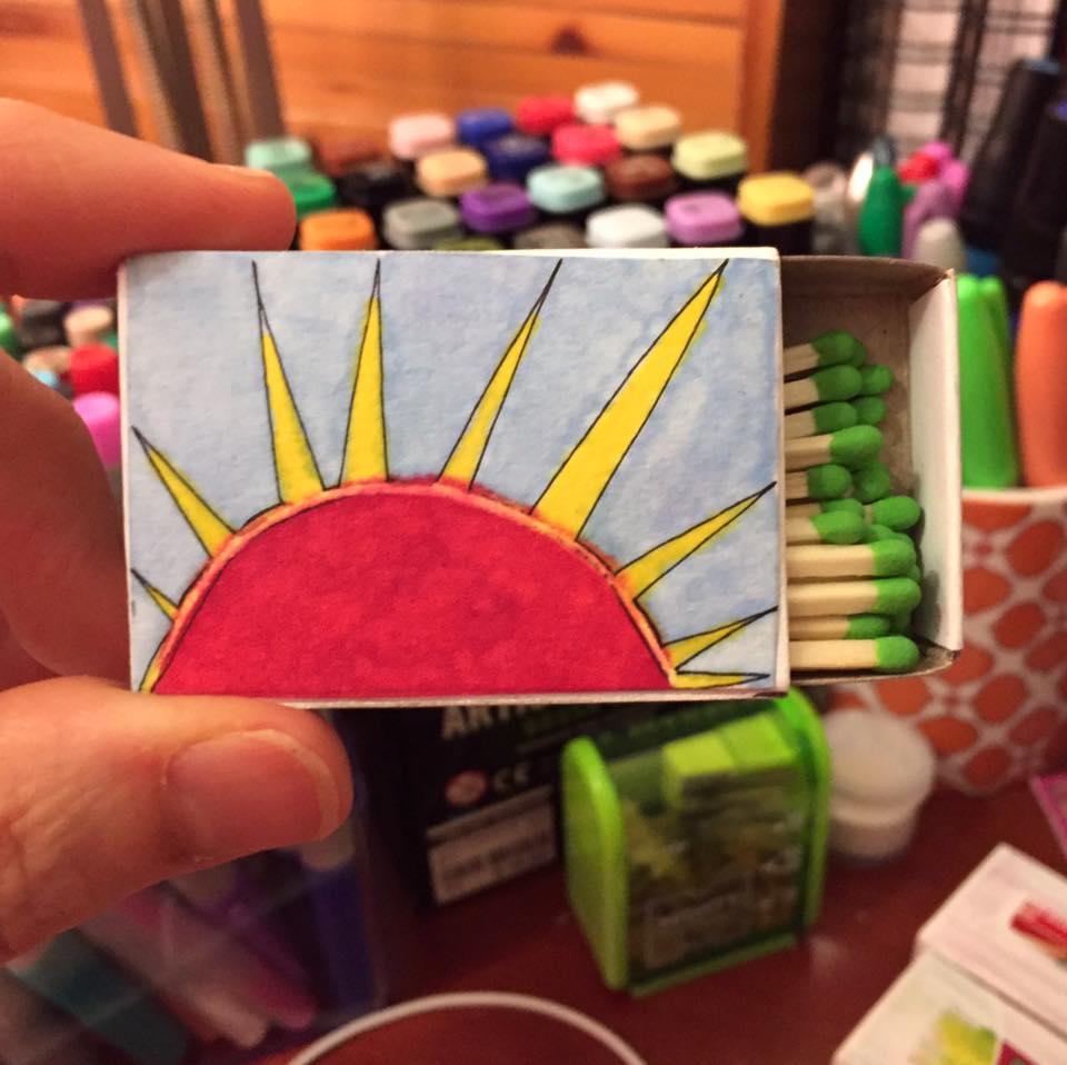 #71. Sun Bolts