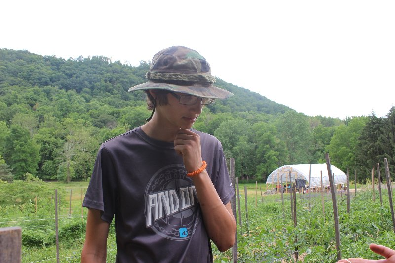 Nic, Age 15