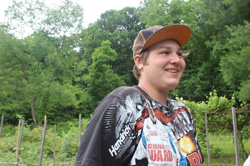 Matt, Age 15