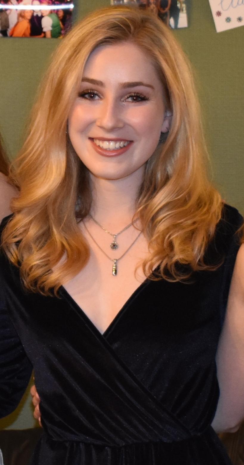 Sarah Lewis - BMEDSCI