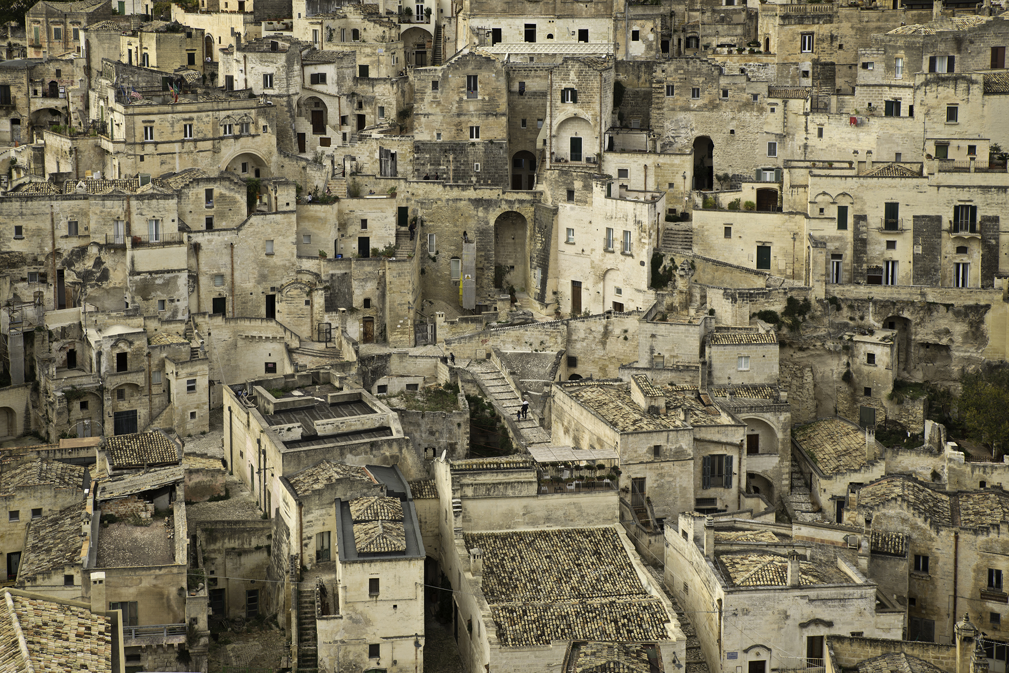 Matera Town