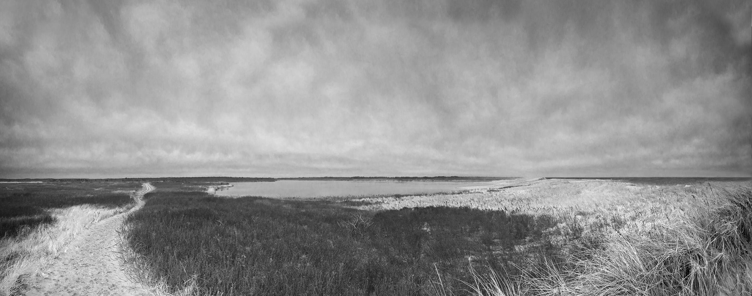 Pond and Sea