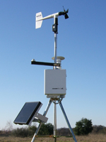 Hyper-Local Weather Station
