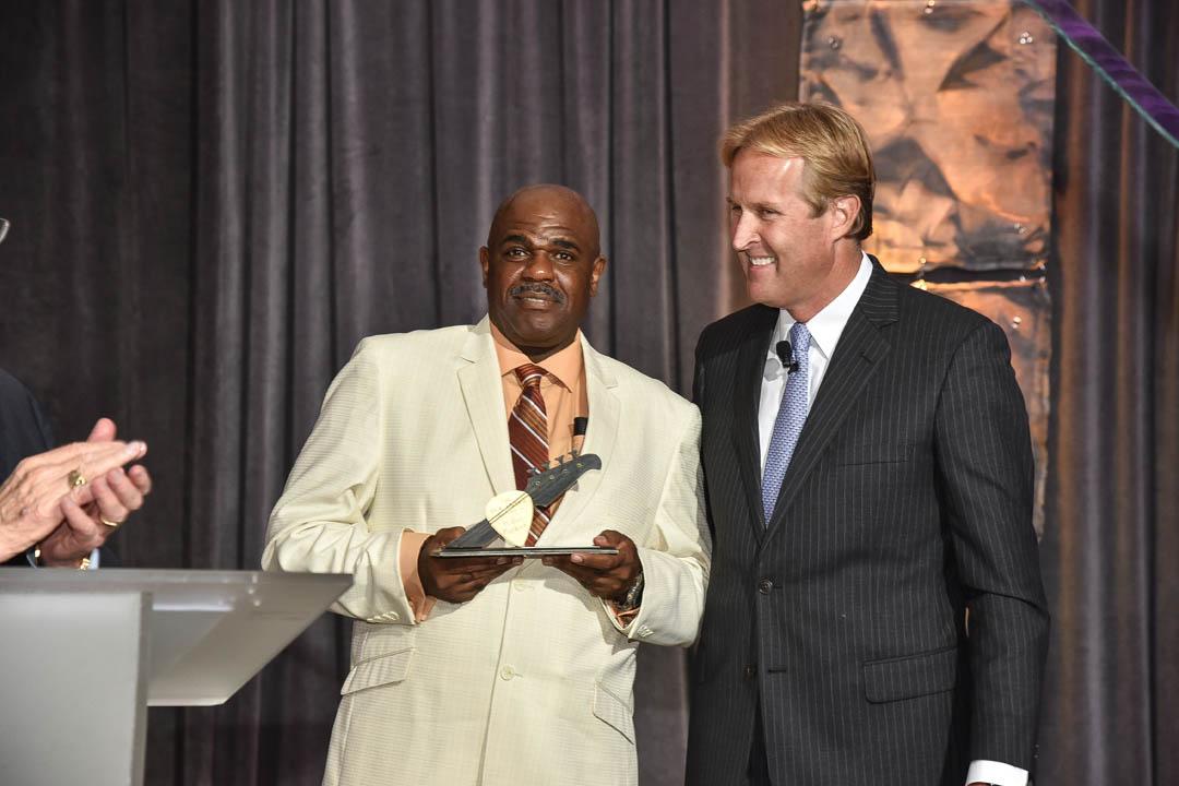 2015 Pick Award Winner, Willie Parker