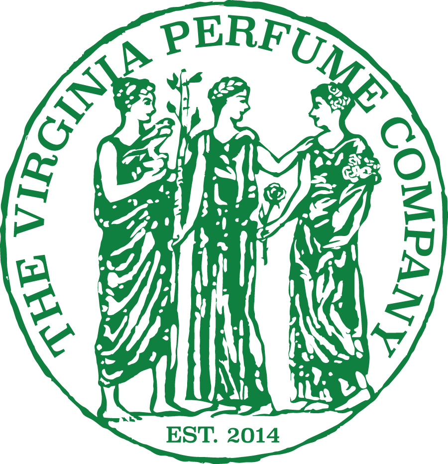 Official seal of the Virginia Perfume Company