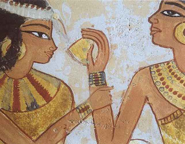 Egyptian-women-enjoying-perfume..jpg
