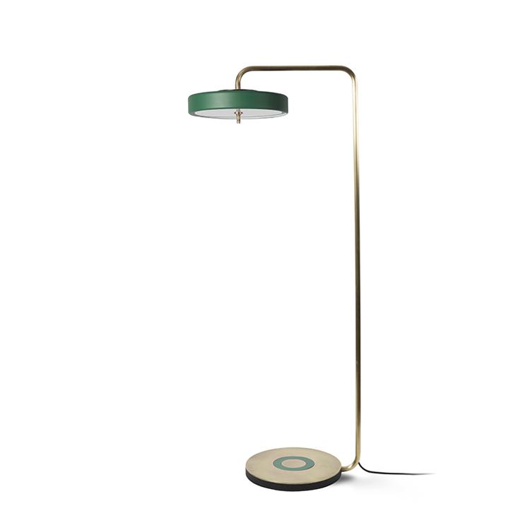 Bert Frank Revolve Floor Green Brass.jpg