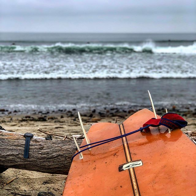 An intentional active morning to enter the flow of the day in prepping for tomorrow's event. What activities are on your agenda for this amazing Friday? #Surf #DawnPatrol #TheOutdoorProjectOC