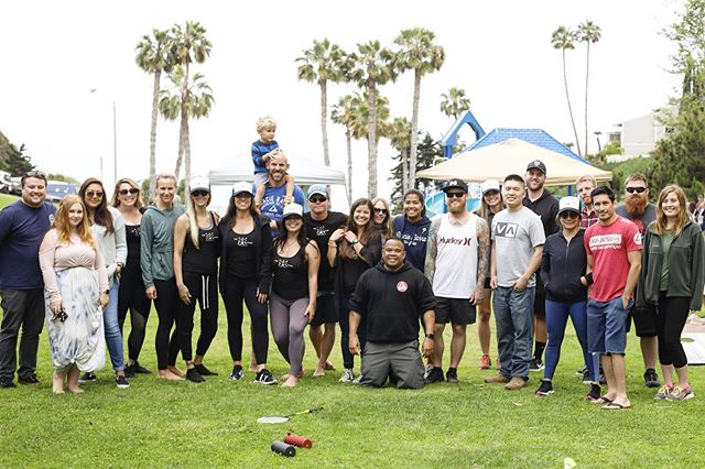 Celebrating community, being outdoors, building relationships while playing games - was incredible to say the least. The Outdoor Project OC thanks all who played large roles in causing this event to happen. We thank all who showed up, and all who support the movement in getting people outdoors, active and into a solid community. #peace #serenity #love #nature #weneednature #surf #dive #climb
