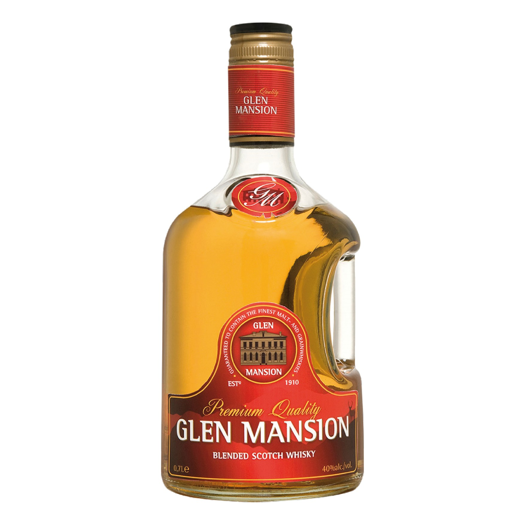 Glen Mansion Scotch Whisky