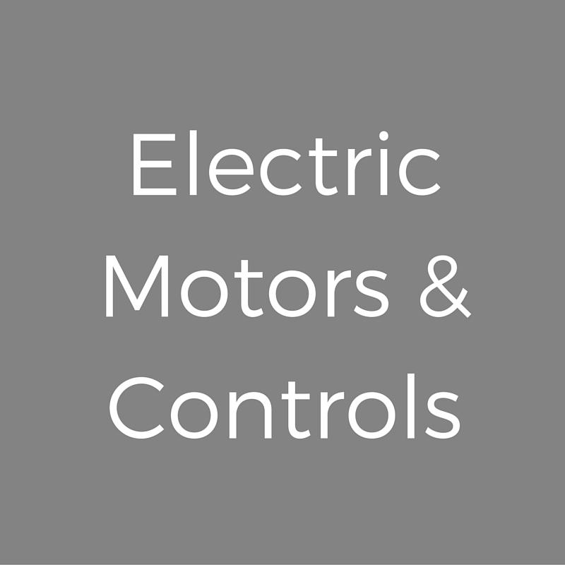 Electric Motors & Controls