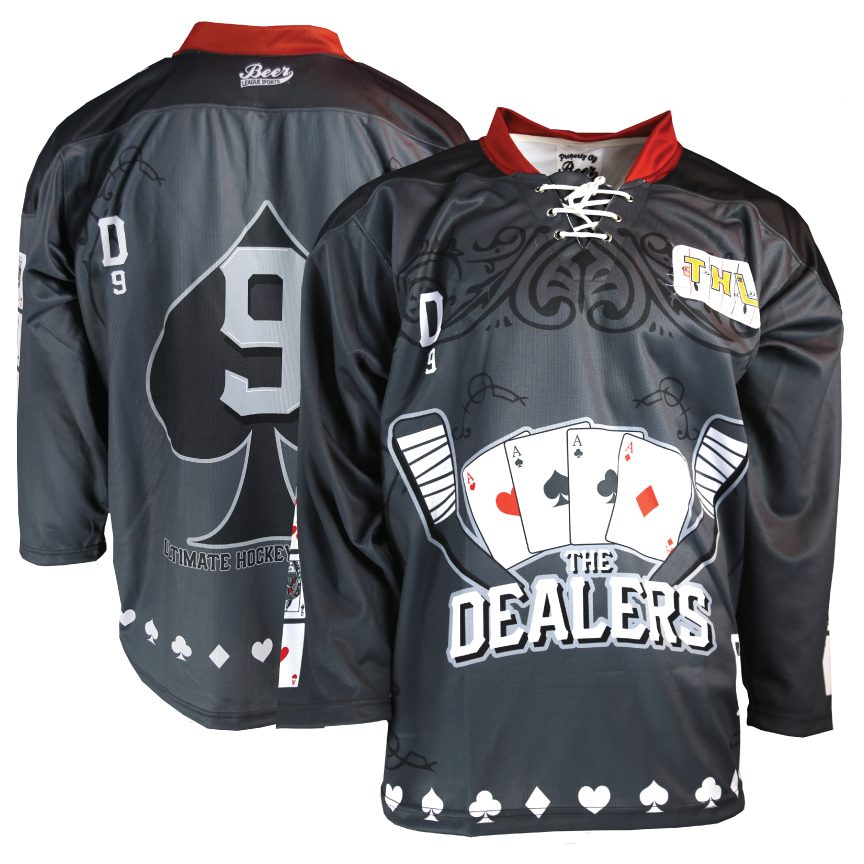 Fully Sublimated Jersey