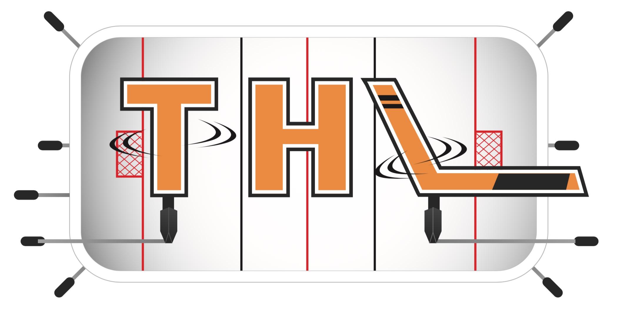 Custom THL Logo - Beer League Sports even designed a custom THL logo for us!
