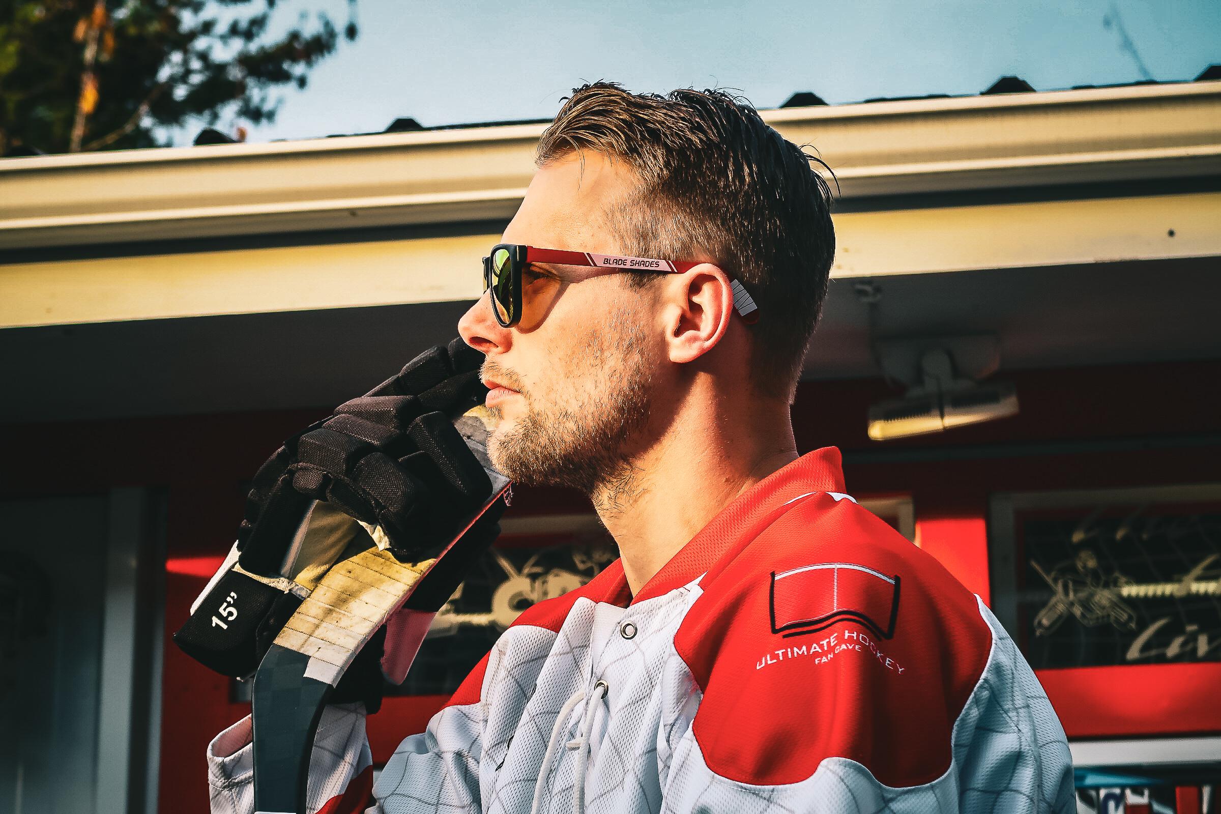 Blade Shades - Hockey Sunglasses for Hockey People