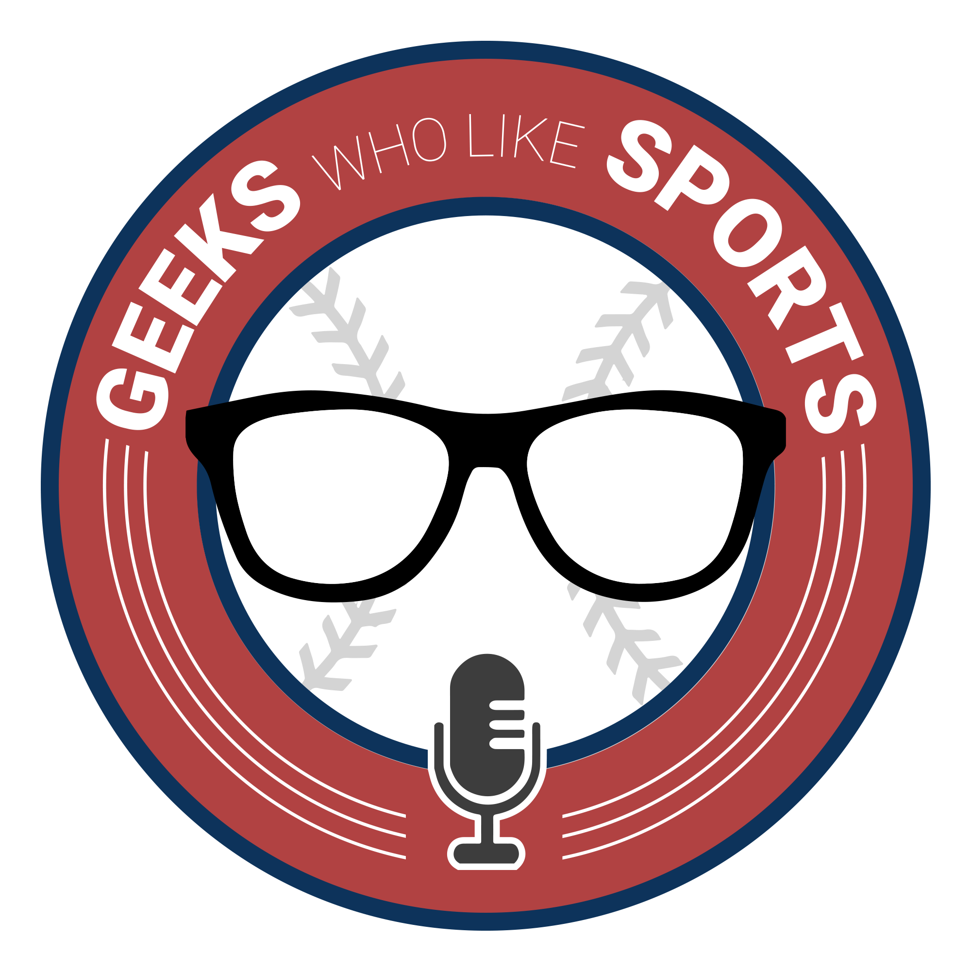 LISTEN to the GEEKS WHO LIKE SPORTS PODCAST - If you love all things geek and all things sports, this is your podcast.