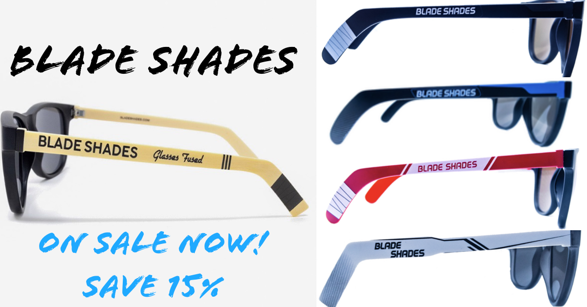 Blade Shades sale ends soon. Click here.