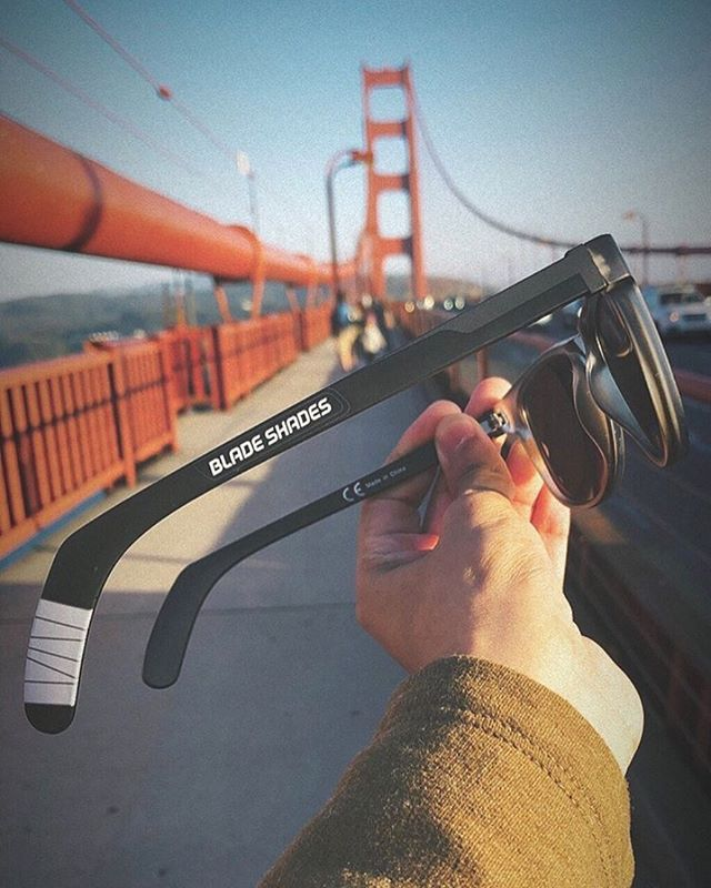 Taking the Blackeyes for a stroll on the Golden Gate Bridge...Should SAN Fran get a NHL team?...🤔🏒😎 — #sanfrancisco #goldengatebridge #sanfran #nhl #hockeyislife #hockeylife