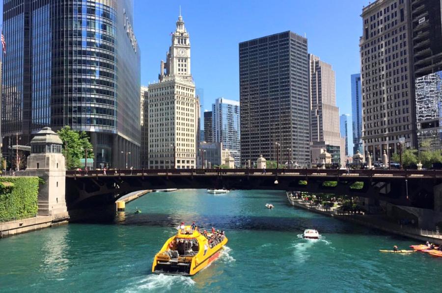 Chicago summer.