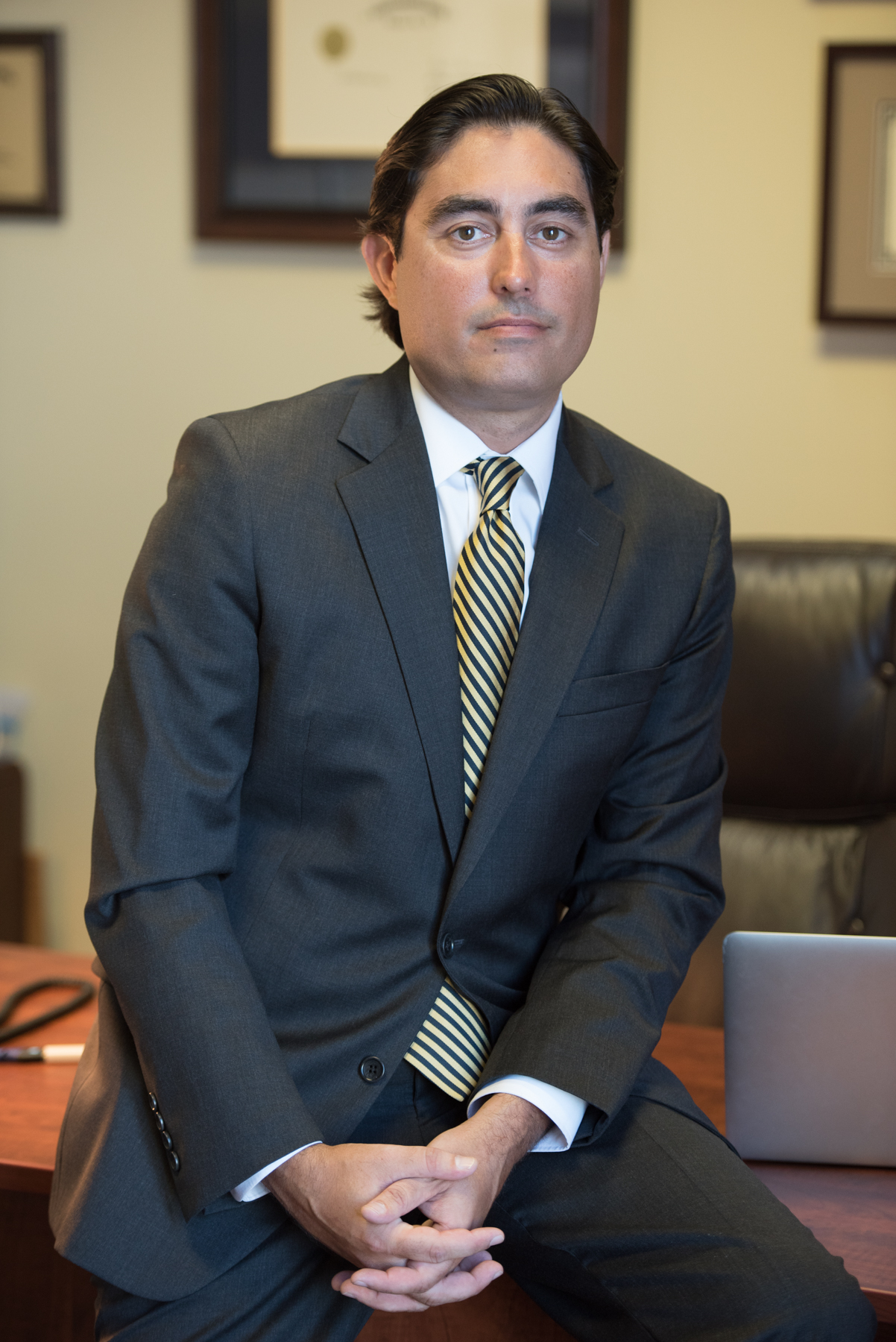 Charleston Immigration Lawyer David Vyborny