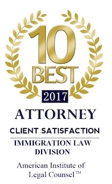 David Vyborny 10 Best Immigration Lawyer Charleston South Carolina