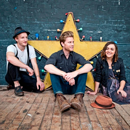 <strong>The Lumineers</strong>