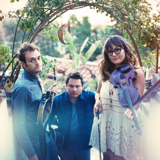 <strong>Nickel Creek</strong>