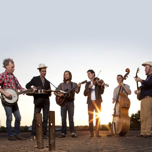 <strong>Old Crow<br>Medicine Show</strong>