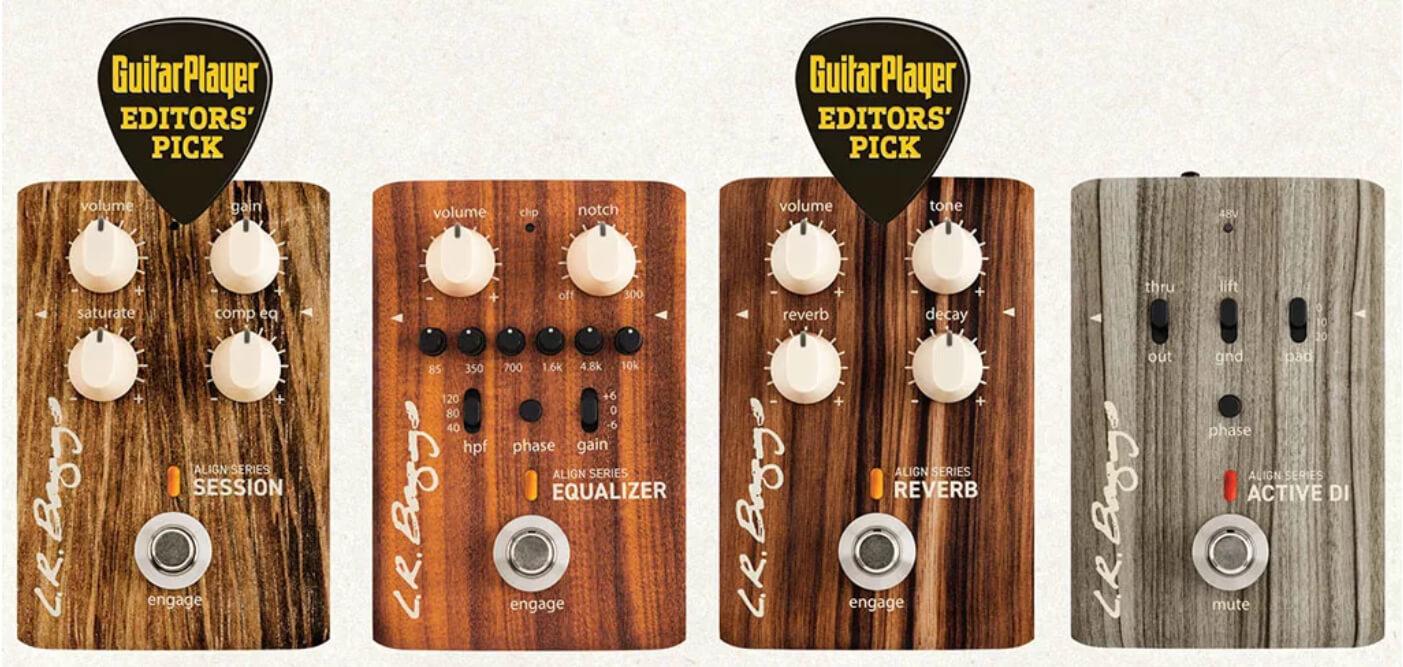 Guitar Player Editors Pick
