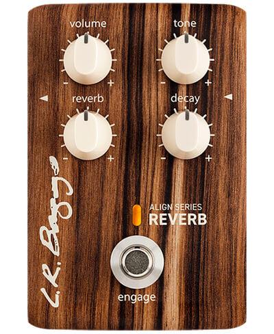 LR Baggs Align Series Reverb Acoustic Pedal
