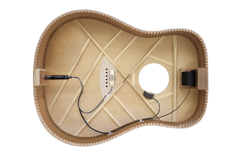 Anthem SL Acoustic Guitar Pickup and Microphone