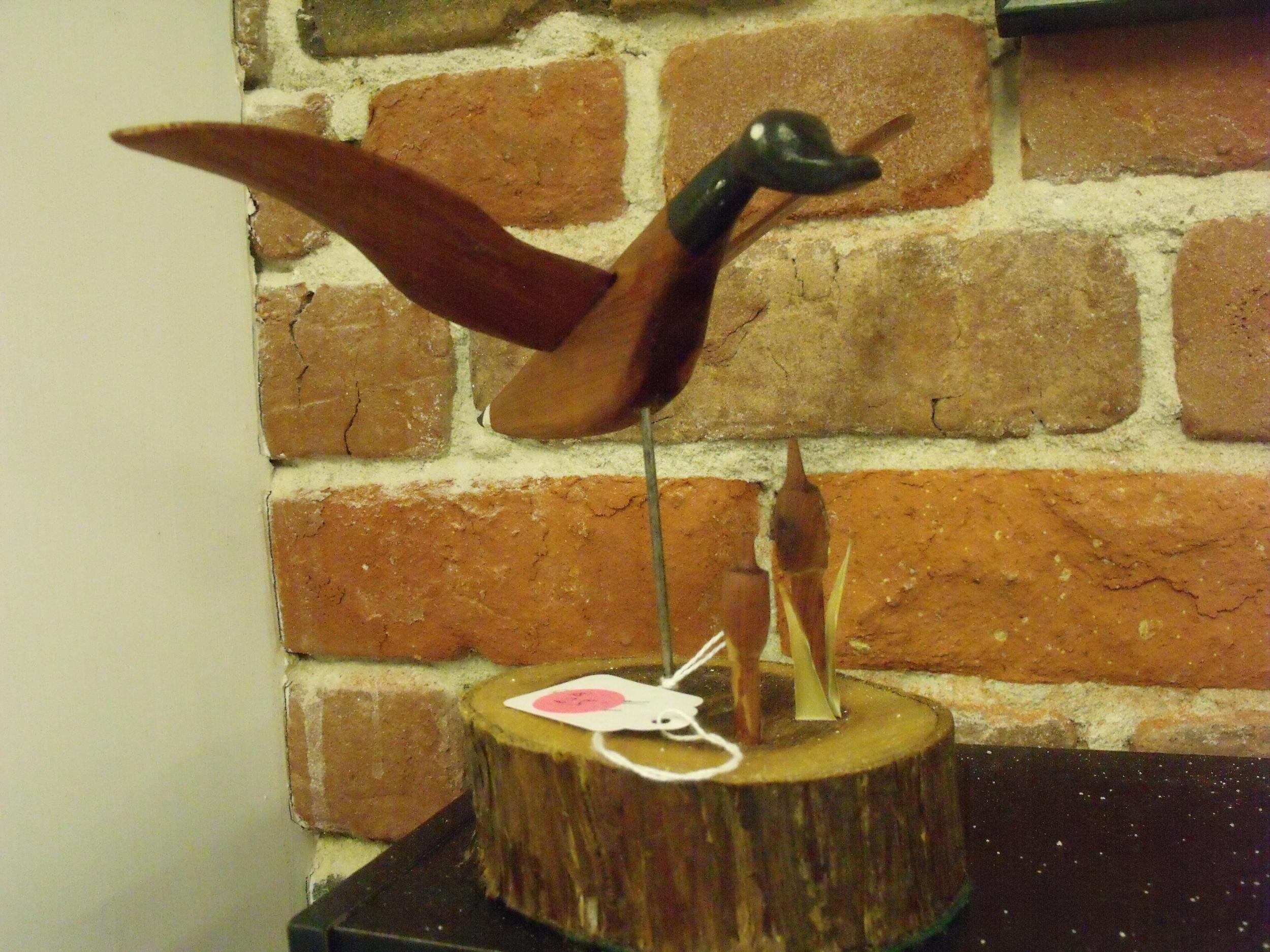 Goose In Flight by Cliff Davis  $25
