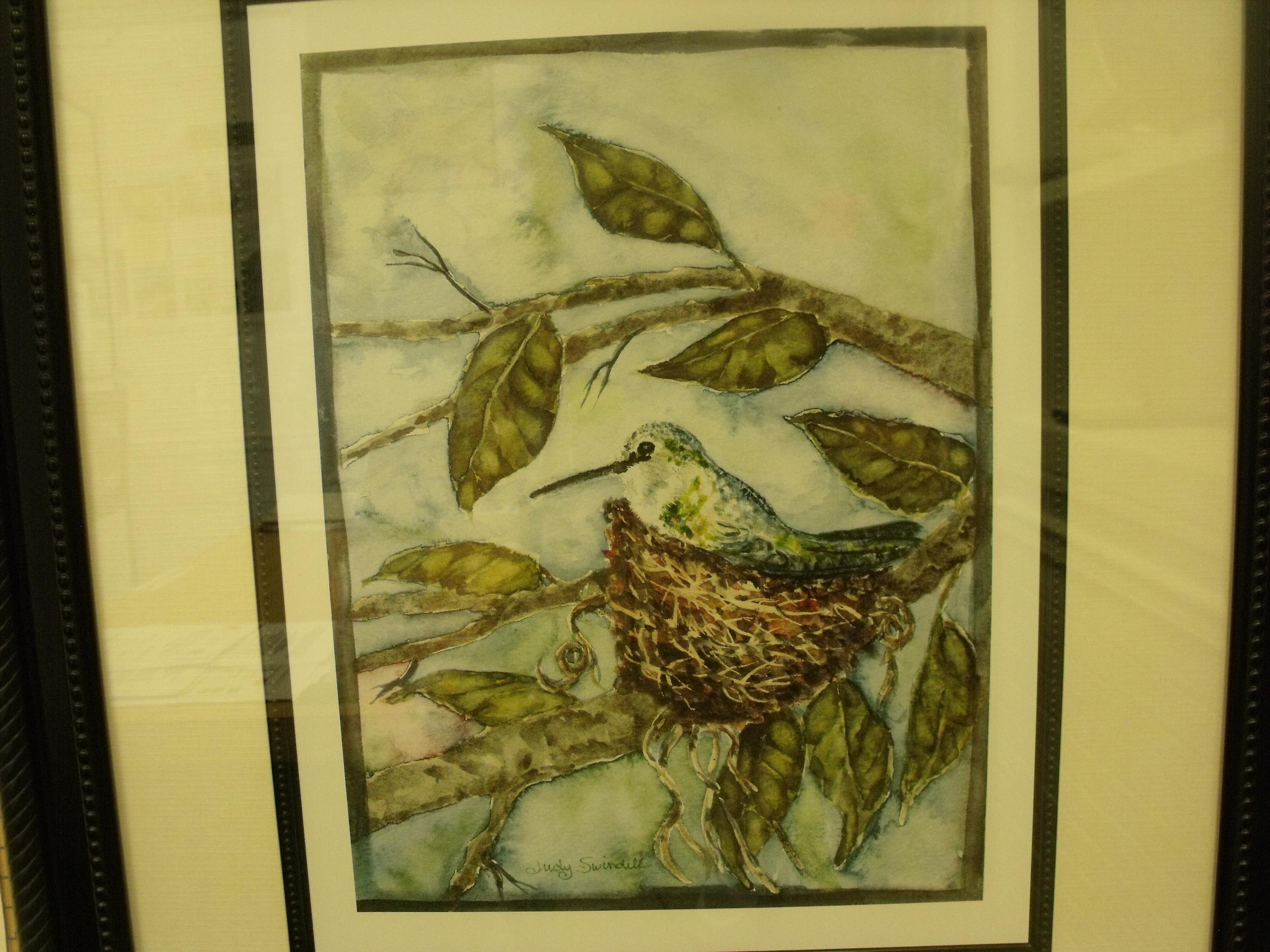 Keeping the Nest by Judy Swindell  $125