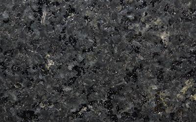 Praia Black Leather