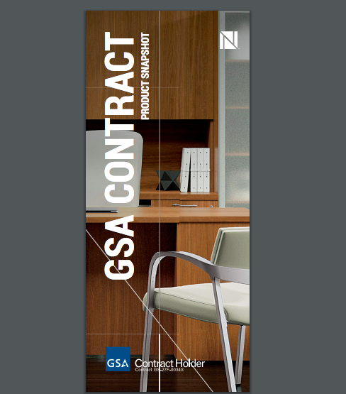 National office furniture gsa lookbook
