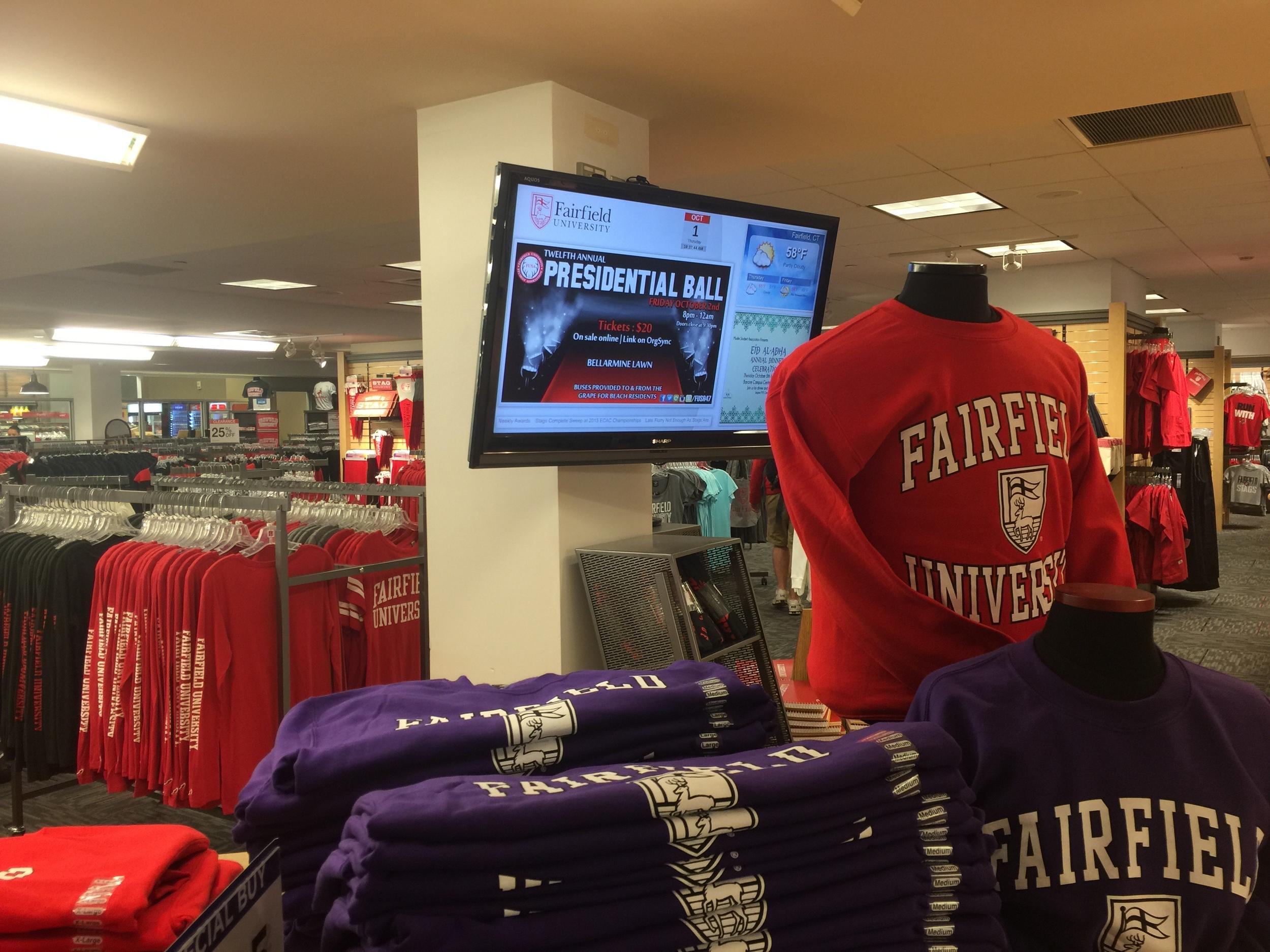 Fairfield-Campus-Digital-Signage