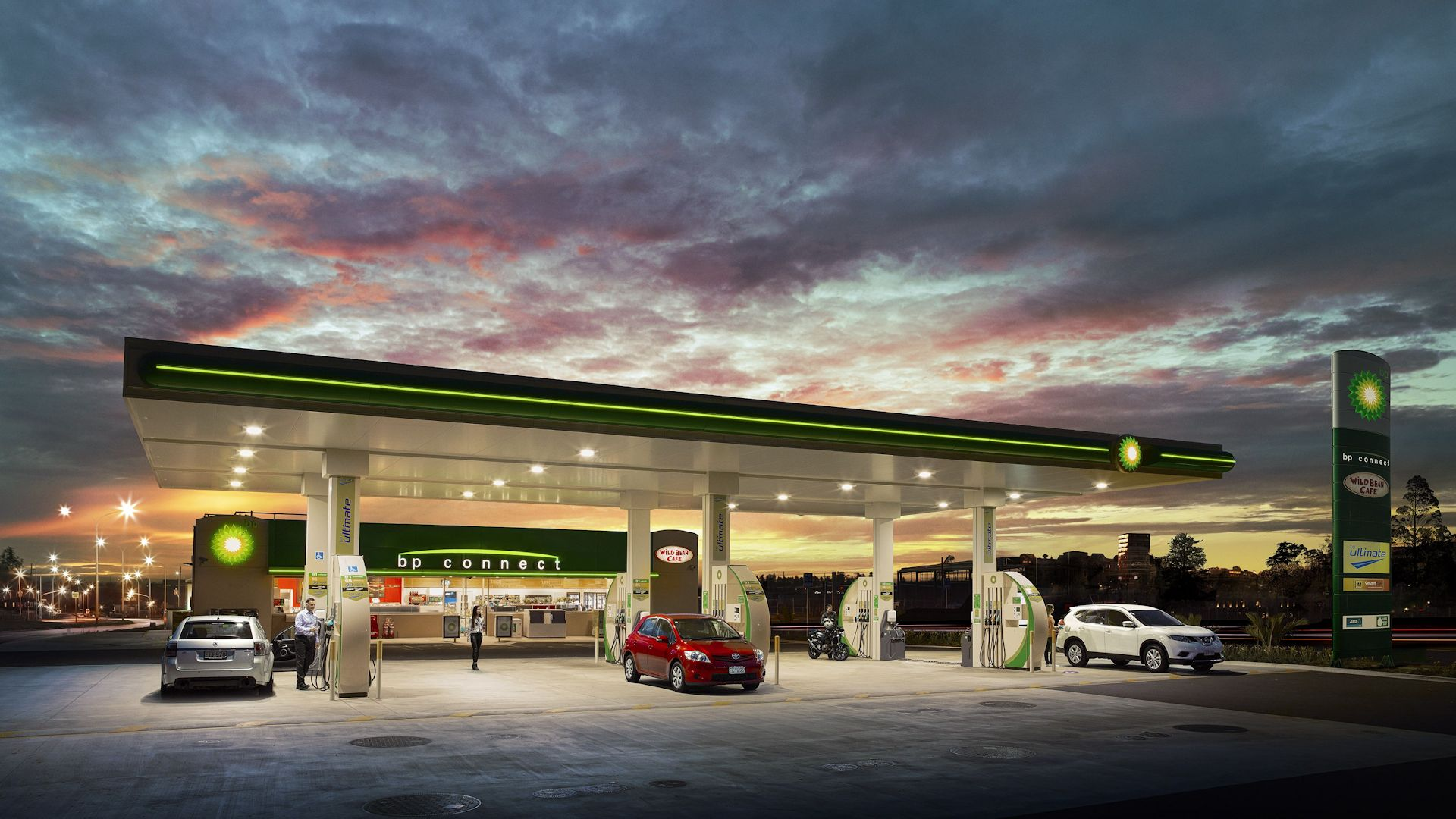 BP CONNECT DIGITAL STORE NETWORK    READ CASE STUDY