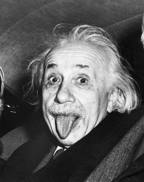 """God does not play dice!"" - - Einstein regarding Quantum Mechanics"