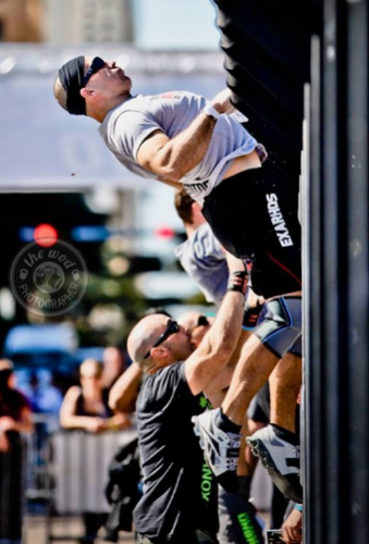 2014 Wodapalooza - WOD 5   Credentials:  CrossFit Level 2 Trainer (CF-L2) CrossFit Competitors Course Power Athlete HQ: Sport Specific Application Aerobic Capacity CrossFit Endurance CrossFit Mobility CrossFit Weightlifting CrossFit Gymnastics OPEX CCP - Associate Coach - Assessment, Program Design, Life Coaching, Nutrition, & Business Systems NCAA D1 Ice Hockey - U of Wisconsin 1994-1997 CrossFit Regionals Northwest Athlete - 2012 CrossFit Games Masters Athlete - 2013, 2014, 2015, 2018 GRID Athlete - 2014 - Phoenix Rise, 2015 - LA Reign AED/CPR certified