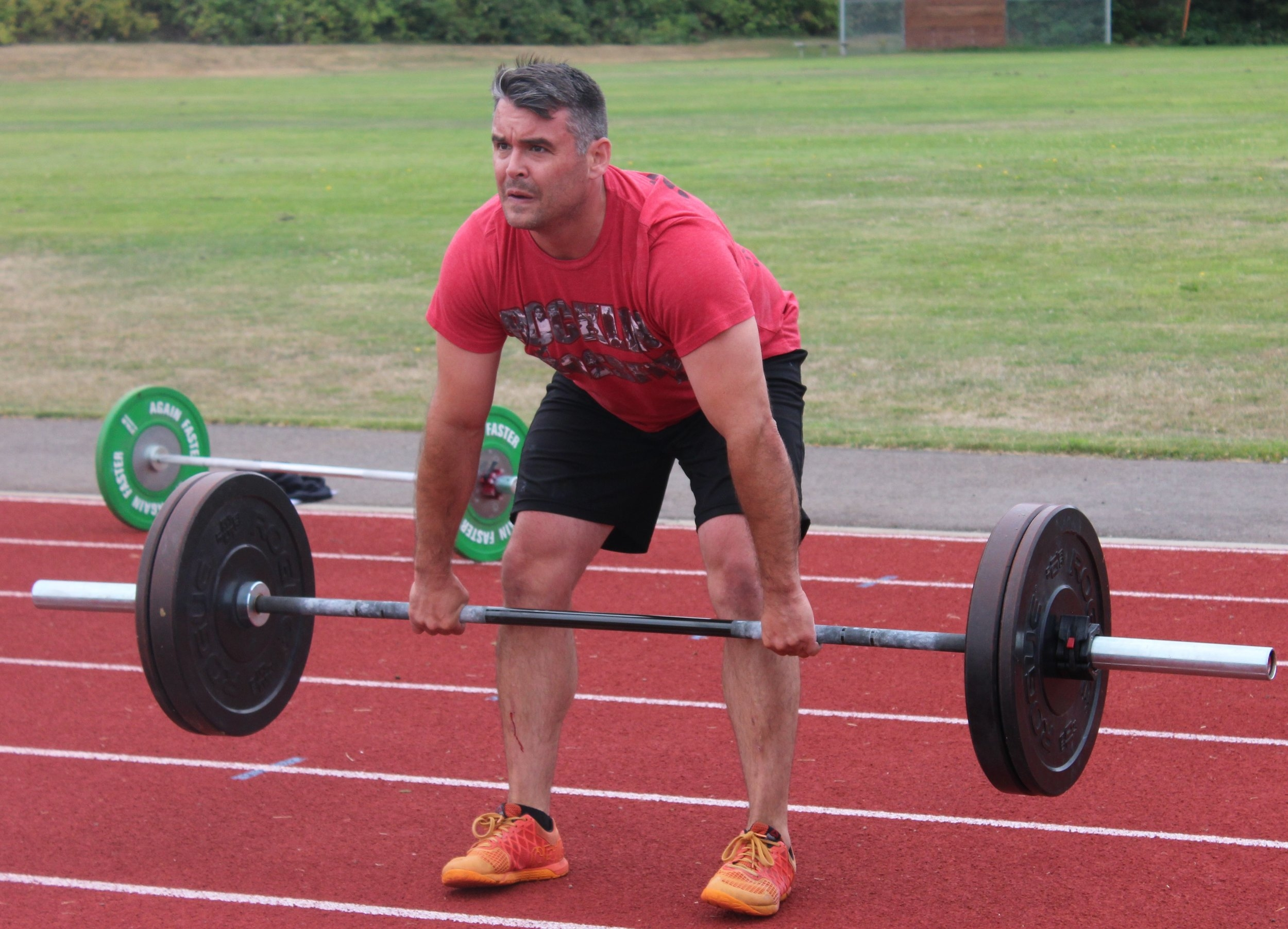 Brian making deadlifts look easy