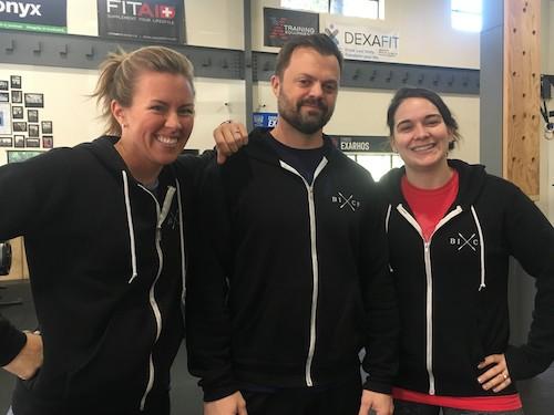 BICF Ambassadors: Renee, Aaron, and Holly